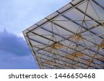 roof architectur structure... | Shutterstock . vector #1446650468