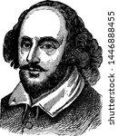 William Shakespeare  Vintage...