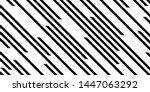abstract modern stripes line... | Shutterstock .eps vector #1447063292