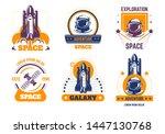 Space Exploration Spacecraft...