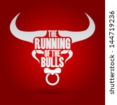 Running Of The Bulls Festival...