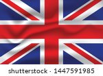 Great Britain  Flag. Simple...