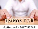 Impostor syndrome  mental...