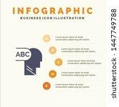 elementary  knowledge  head... | Shutterstock .eps vector #1447749788