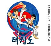 Taekwondo Tae Kwon Do Korean Martial Art