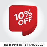 sale of special offers.... | Shutterstock .eps vector #1447893062