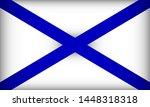 flag of st. andrew's flag....   Shutterstock .eps vector #1448318318