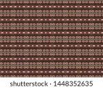 fleece background with... | Shutterstock . vector #1448352635