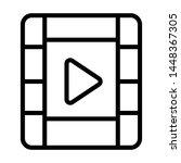 media icon  vector illustration ...