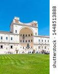 vatican city   may 07  2018 ...   Shutterstock . vector #1448513888