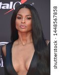 los angeles   jul 10   ciara... | Shutterstock . vector #1448567858