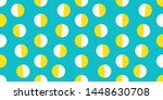 retro fun repeating wallpaper... | Shutterstock .eps vector #1448630708