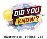 did you know text template...