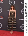 Small photo of LOS ANGELES, USA. July 10, 2019: Linda Cardellini at the 2019 ESPY Awards at the Microsoft Theatre LA Live. Picture: Paul Smith/Featureflash