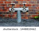 Standpipe Beside A Brick...