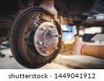 Repair Brake Drums  Replace New ...