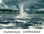 Tornadoes Devastate Land And...