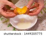 Two Yolks In One Egg. 2 In 1....