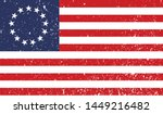 Betsy Ross Flag  Victory 1776