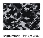 camouflage background army... | Shutterstock .eps vector #1449259802