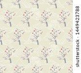 vector illustration of stylized ... | Shutterstock .eps vector #1449423788