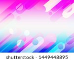 abstract multi color geometric... | Shutterstock .eps vector #1449448895
