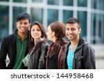 handsome trendy young asian man ... | Shutterstock . vector #144958468