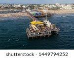 santa monica  california  usa   ... | Shutterstock . vector #1449794252