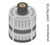 car electric generator icon.... | Shutterstock . vector #1449796718