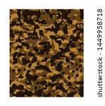 seamless tan woodland classic... | Shutterstock .eps vector #1449958718