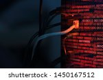 Computer Virus Transfer Into...