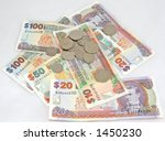 Barbados Dollars And Coins
