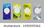 covers templates set with... | Shutterstock .eps vector #1450335362