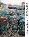 Fish Traps And Fishing Equipment