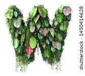 3d Rendering Of Vertical Garden ...