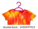 t shirt painted in the style of ... | Shutterstock . vector #1450457915