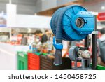 modern of industrial flexible... | Shutterstock . vector #1450458725