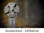 celtic tombstone
