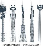Transmission Cellular Towers ...