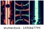 abstract futuristic backgrounds ...   Shutterstock .eps vector #1450667795