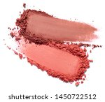 close up of face powder on...   Shutterstock . vector #1450722512