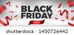 black friday vector design.... | Shutterstock .eps vector #1450726442