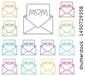 women's day  letter  mom multi...