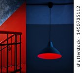 abstract minimal art collage.... | Shutterstock . vector #1450735112