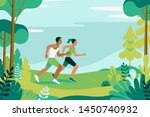 vector illustration  in simple... | Shutterstock .eps vector #1450740932