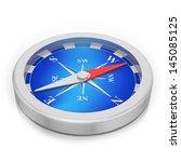 compass | Shutterstock . vector #145085125
