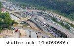 kuala lumpur  malaysia   mart... | Shutterstock . vector #1450939895