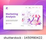 landing page marketing analysis ...