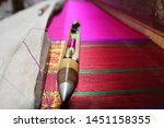 Traditional Silk Sarees Weavin...