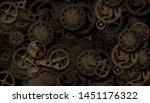 Steampunk Intricate Clockwork...